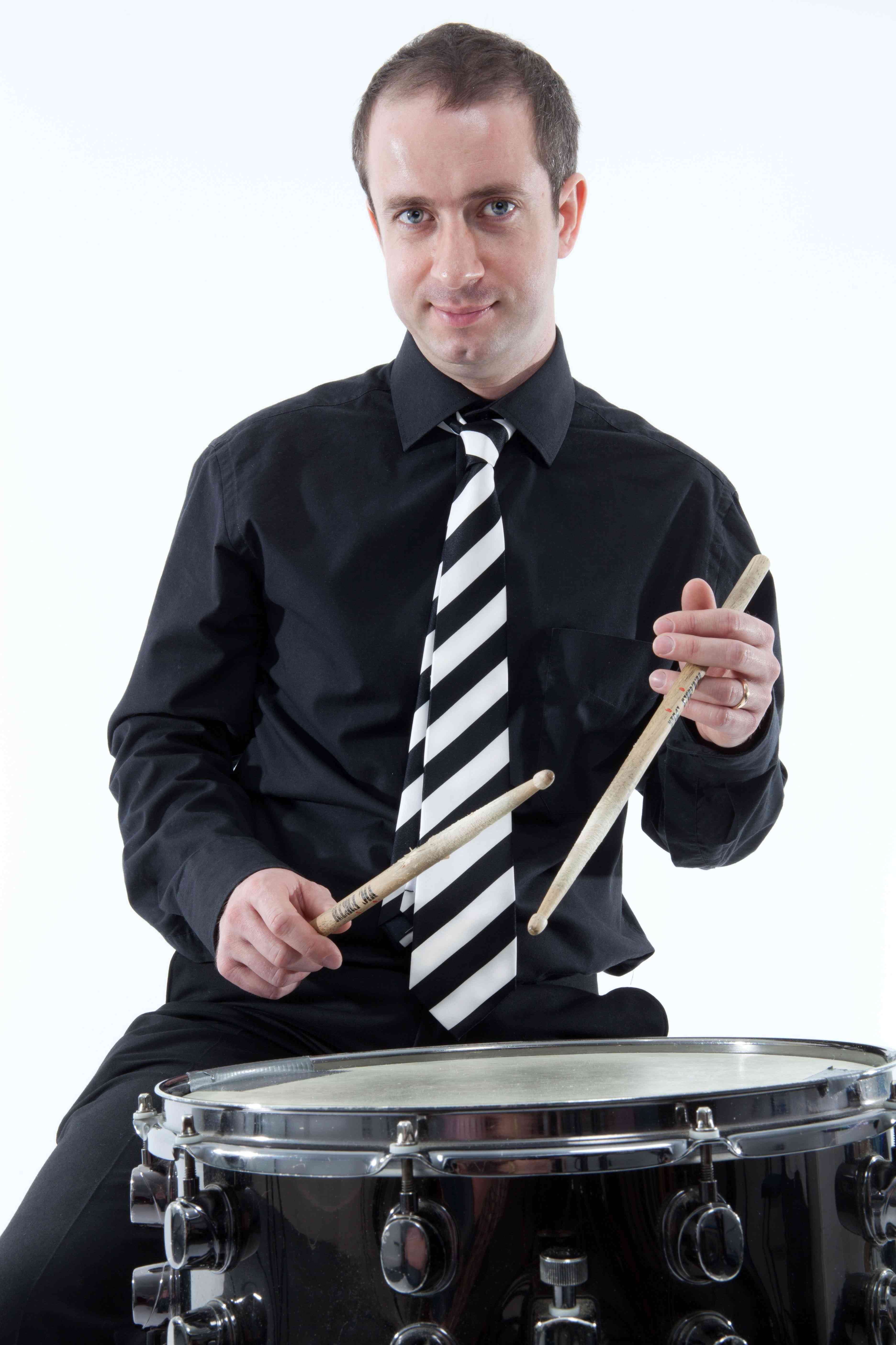 Billy Cunningham Professional Drummer Teacher and Repairs